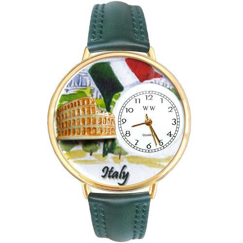 Italy Watch in Gold (Large)