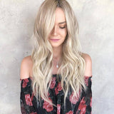 2020 NEW Blonde Wave Lace Front Wig | 100% Lace Front Wig