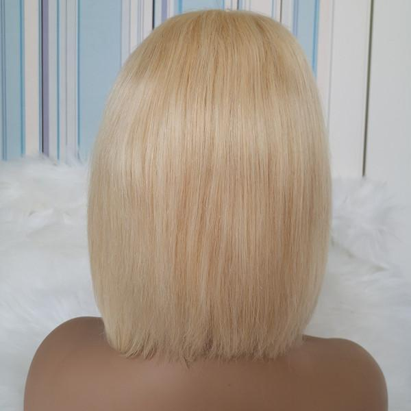 Bob Straight Lace Front Human Hair Wig | 100% Lace Front Wigs