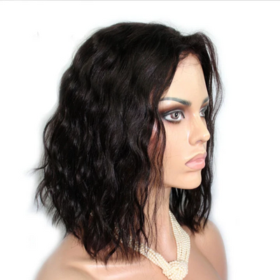 100% Lace wig-19 New Short Wig - Maxky Design