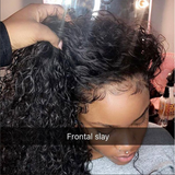 2020 New Wave Lace Front Wig | 100% Lace Front Wig - Maxky Design