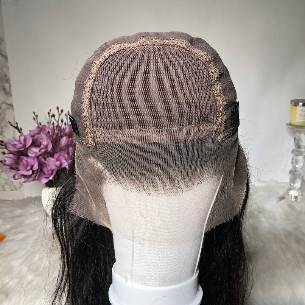 Glueless Body Wave 13x6 Lace Frontal Human Hair Wigs | 100% Lace Front Wigs