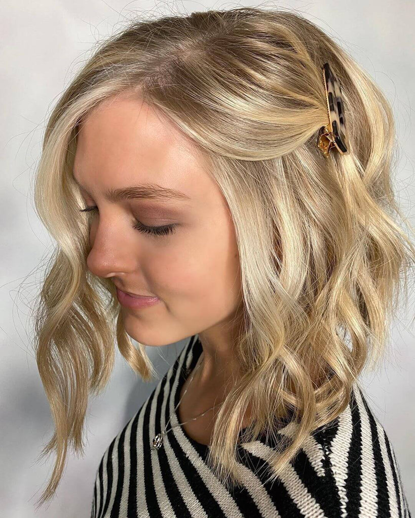2020 New Blonde Curly Bob Lace Front Wigs | 100% Lace front wigs