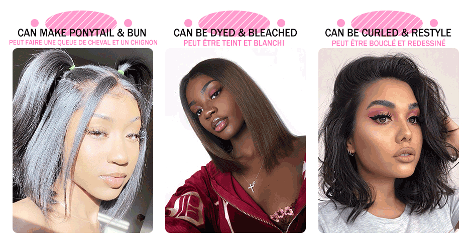 2020 New Black Lace Front Wigs | 100% Lace front wigs
