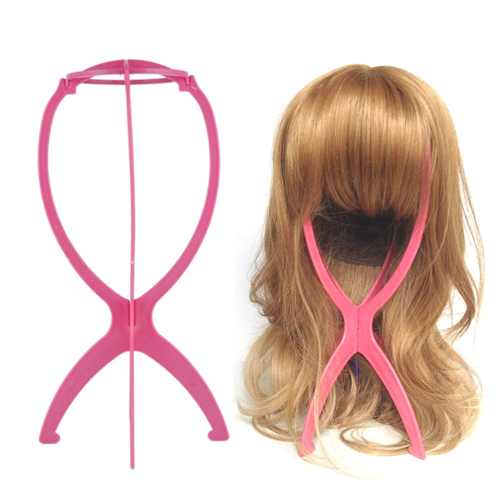 Wig Stands Folding Durable Holder Stand Display - Maxky Design