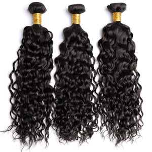 Fashion design 100% Brazilian Human Hair Wefts Bresilienne Curl Wave Wigs