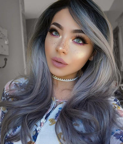 100% Lace Front Wig | Moon Nymph - Maxky Design