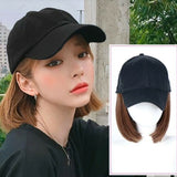 Hair Wig Cap- 2019 New Short Hair Wigs - Maxky Design