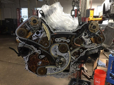 B6 Audi S4 Timing Chain