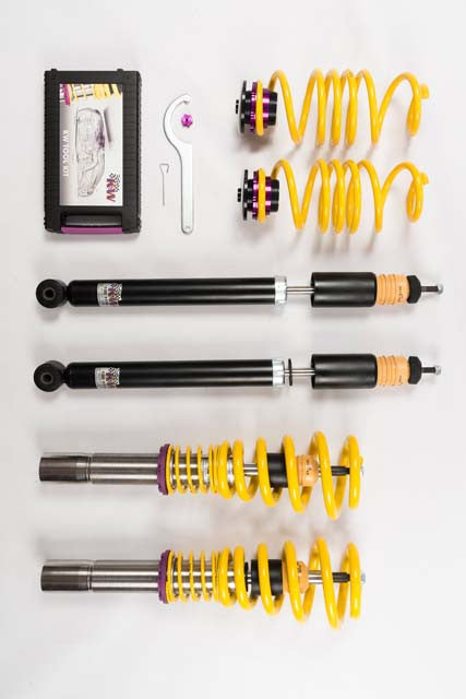 KW Coilover Kit V1 2009-2012 Audi A4