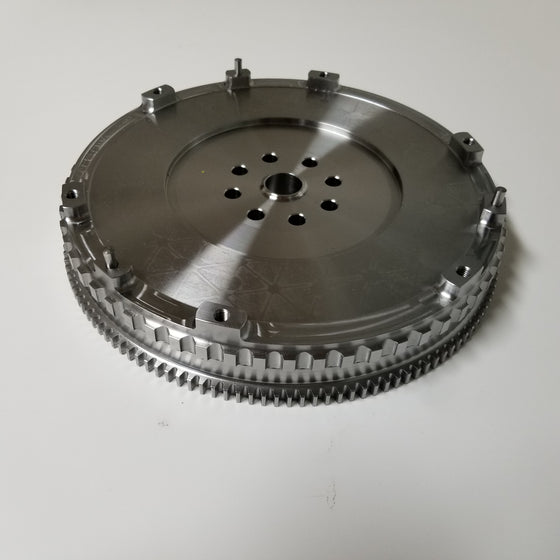 TTV Lightweight Steel Flywheel w/ B7 RS4 Clutch Kit - 2.7T B5 S4 & C5 A6
