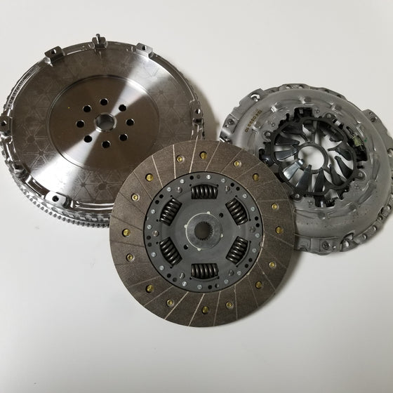 TTV Lightweight Steel Flywheel w/ VAST Stage 3 Clutch Kit - 2.7T B5 S4 & C5 A6