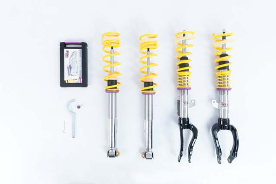 KW Coilover Kit V3 2012-2015 BMW 528xi