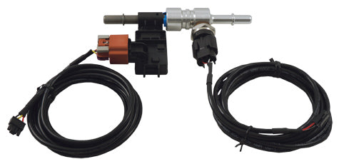 ECF-1: (FUEL) Ethanol Content, Fuel Pressure, & Wideband Air/Fuel Ratio OLED Gauge (Four-in-one)