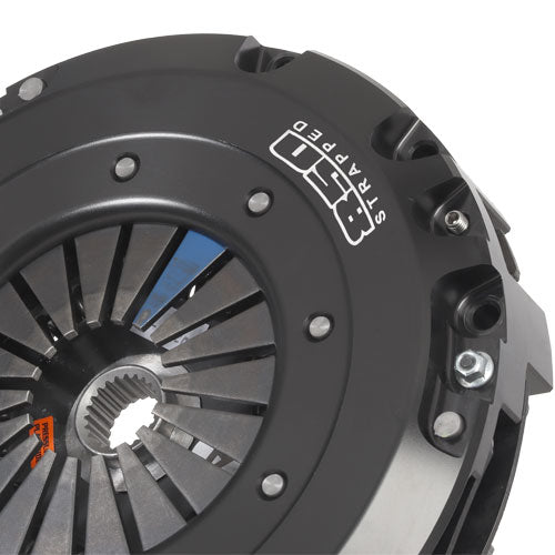 "Clutch Masters 850 ""STRAPPED"" Twin-Disc Clutch / Flywheel for Audi B8/B8.5 S4 & S5 3.0T & 4.2"