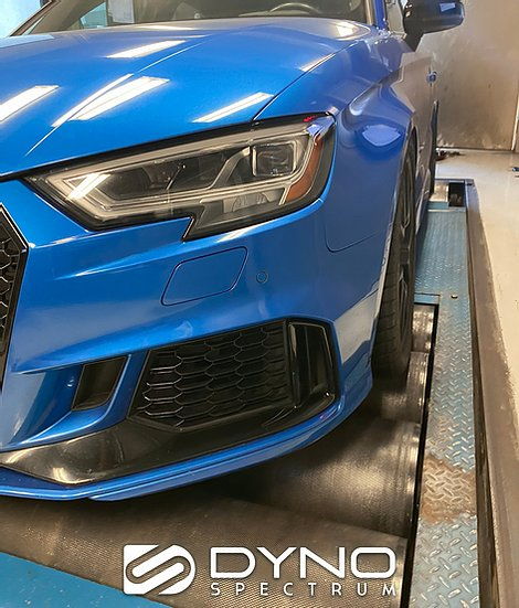 Dyno Spectrum DS1 for RS3/TTRS (MED17.1.62 DAZA)