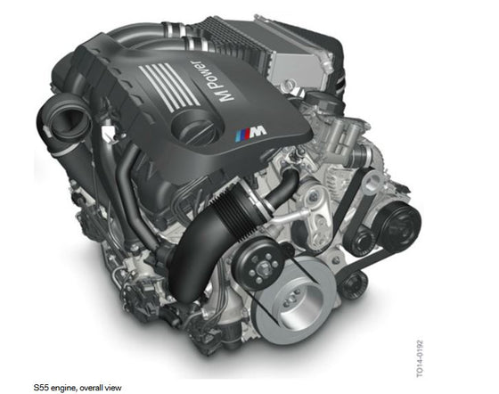 "BMW S55 ""M"" Models, 3.0 Turbocharged Tuning"
