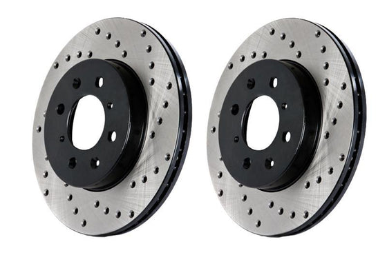 OE & Aftermarket B8 Audi S4, S5 FRONT Brake Rotors