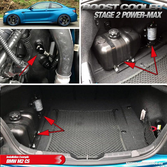 Snow Performance Stage 2E Power Max - Pro Line Version