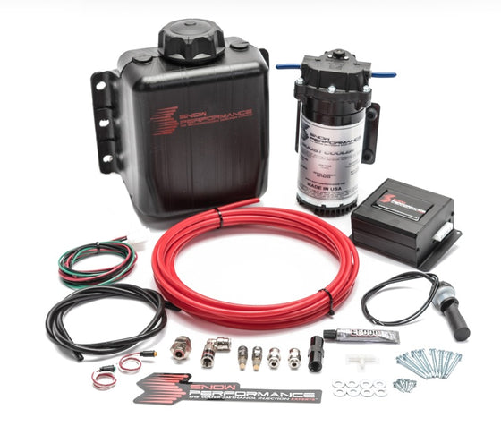 Snow Performance Stage 2 Boost Cooler Forced Induction Water Injection Kit - Nylon Line
