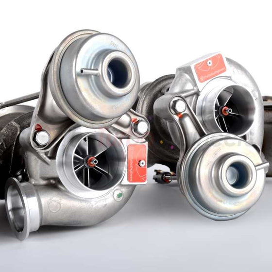 BMW N54 TTE600 UPGRADE TURBOCHARGERS