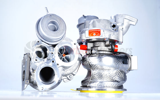 TTE7XX UPGRADE TURBOCHARGERS - B9 RS5