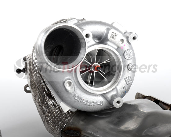 TTE800 4.0TFSI UPGRADE TURBOCHARGERS - C7 S6, S7, S8, RS7, A8