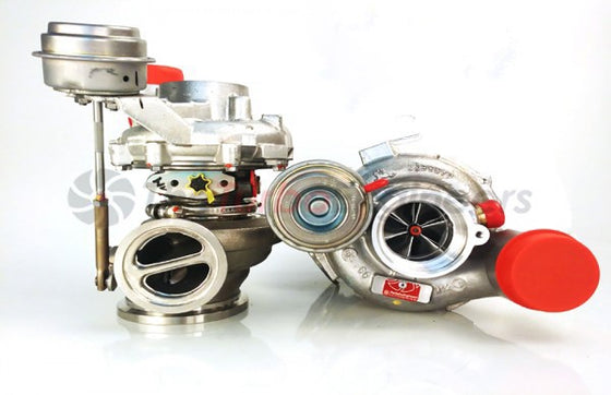 BMW S63 TTE850M UPGRADE TURBOCHARGER PAIR