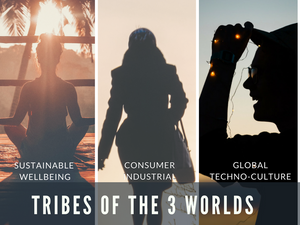 Tribes of the 3 Worlds