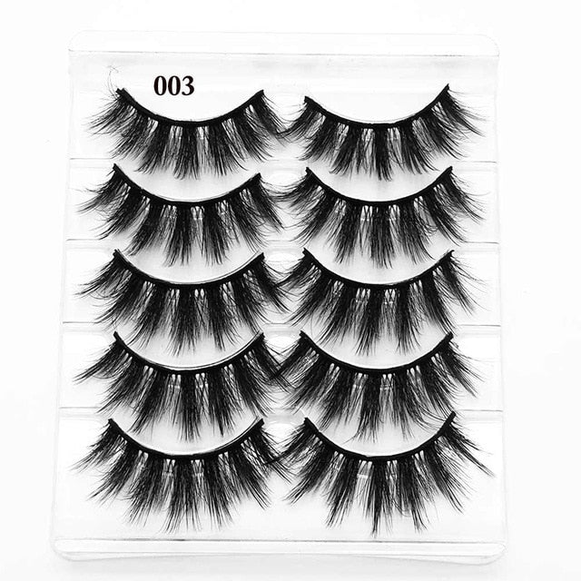3D False Eyelashes Eyelash