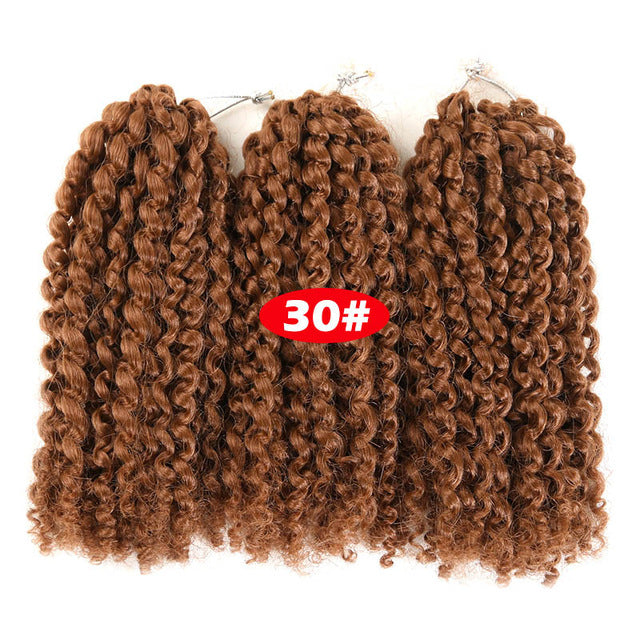 Braids kinky Twist Hair 8 inches