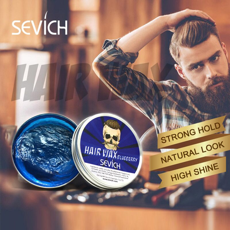 Original Hair Clay Pomades & Waxes hair styling wax High Molding Mud Gel