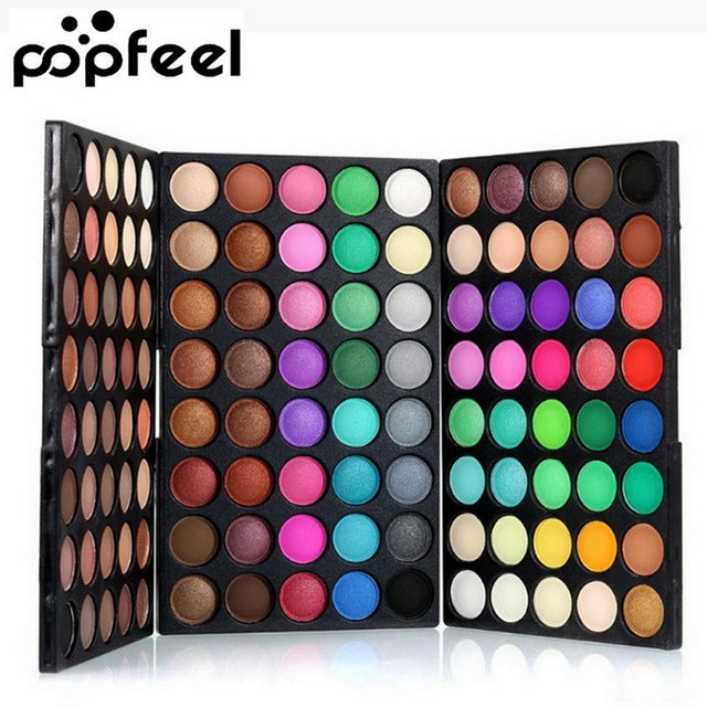 Shadow Makeup Eye Kit Box Palette
