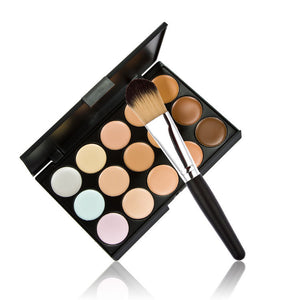 New Concealer+Foundation Make up Set Pro Palette