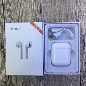 Earbuds Headset with Charging Box for Apple iPhone android