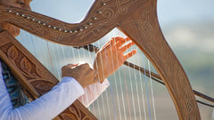 The Beauty of The Harp