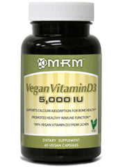 Vegan Vitamin D3 5000IU