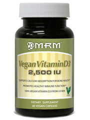 Vegan Vitamin D3 2500IU
