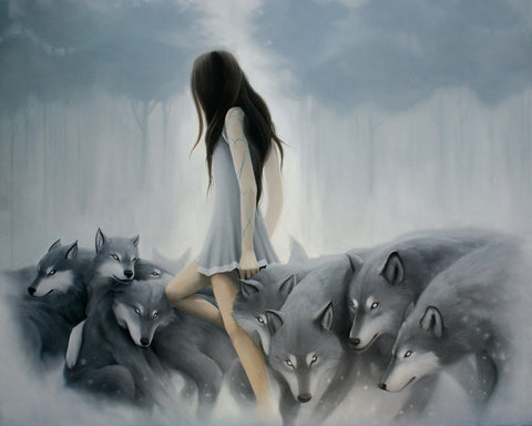 "Joey Remmers ""SHEEP AMONGST WOLVES"""