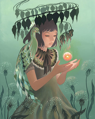 "Amy Sol ""SPIRIT FLAME"""