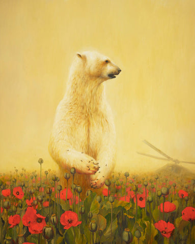 "Martin Wittfooth ""HARVEST"""