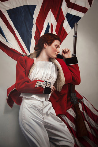 "Mary Jane Ansell ""LIBERTY SLEEPING"""