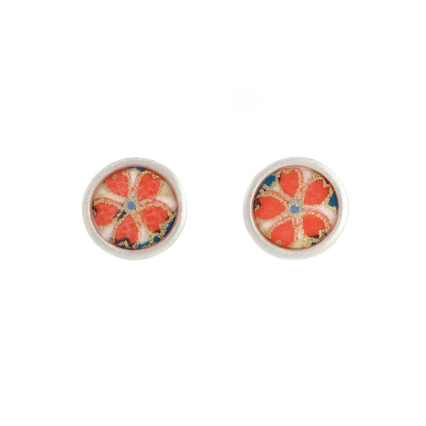 Small Stud Earrings by Susan Fleming