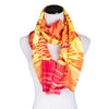 SALE! Frill Scarf in Sahara by Wendy Edmonds