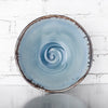 "NEW! 10"" Deep Bowl in Hurricane by Alice Goldsmith"