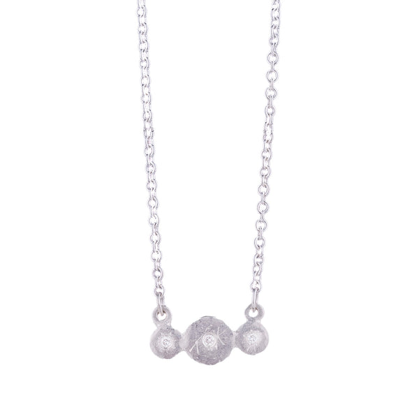 NEW! Trio Treasure Coin Necklace by Sarah Swell