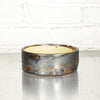 "6"" Bronze Cylinder Bowl in Parchment by Alice Goldsmith"
