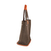 NEW! Naturi Oval Tote Bag in Bark by Alfred Stadler