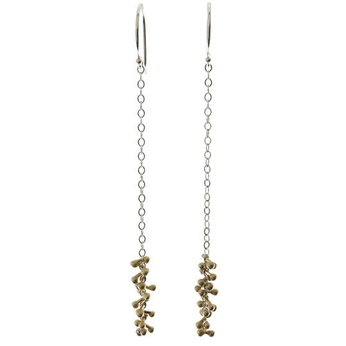 Cluster Dangle Earrings by Sarah Swell