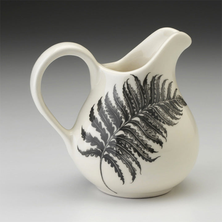 Wood Fern Creamer by Laura Zindel